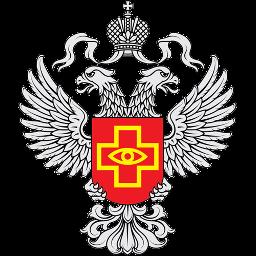 Логотип Росздравнадзора